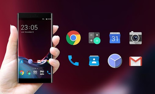 Theme for Motorola Moto G4 Plus HD - náhled