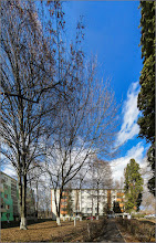 Photo: Turda - Str. Rapsodiei - acces la bloc de pe Str. Constructorilor, Nr.13, B4  - 2018.03.09