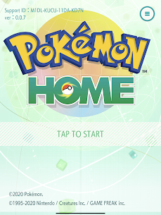 Pokémon HOME Apk Mod v1.2.1+OBB/Data for Android. 6