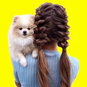 Cute hairstyles step by step