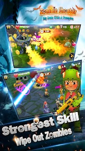 Zombie Shooter Zombie io 1.0.12 MOD (Unlimited Money) 2