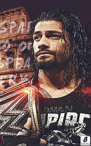 Roman Reigns Hd Wallpapers