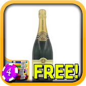 3D Champagne Slots - Free