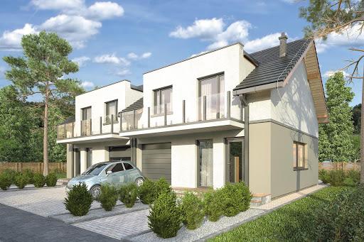 projekt Double House III