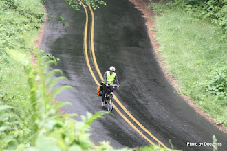 Photo: (Year 2) Day 349 - Maurice on the Way Out of the Hairpin Bend