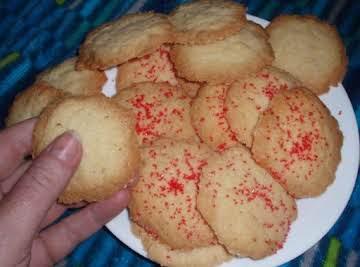 Potato Cookies