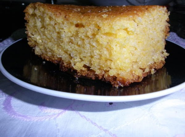 Sweet Corn Bread Recipe