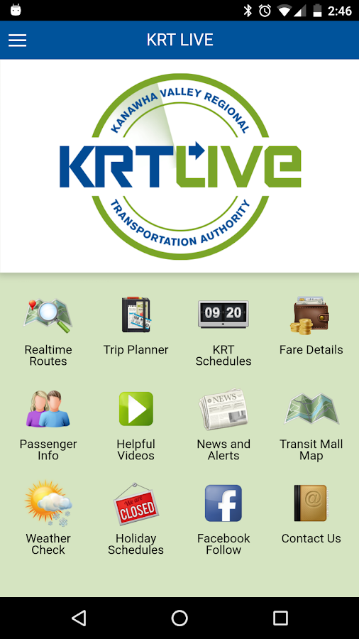 KRT LIVE- screenshot