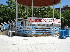 Photo: Vallecas con la pública