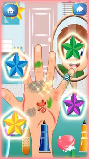 小手医生 - 儿童游戏