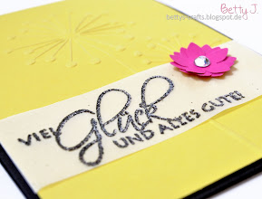 Photo: http://bettys-crafts.blogspot.de/2014/10/viel-gluck-und-alles-gute.html