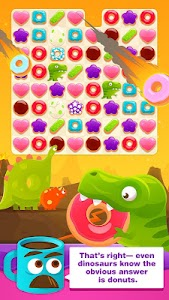 Donuts Go Crazy v1.5.1 (Mod Donuts)