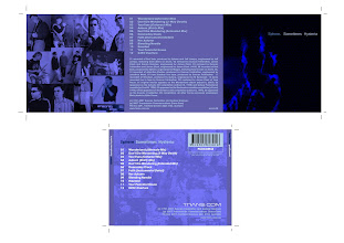 Photo: Master Artwork: PCDCOM44, Sphere - Sometimes Hysteria, released Aug 2007. Design by Dennis Remmer.