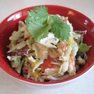 Mexican Coleslaw ~ Mid Week Munchies