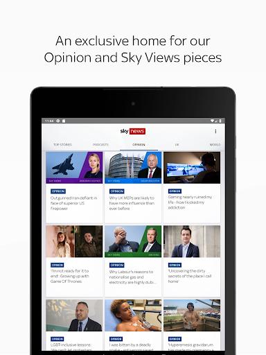 Sky News: Breaking, UK, & World screenshot 12