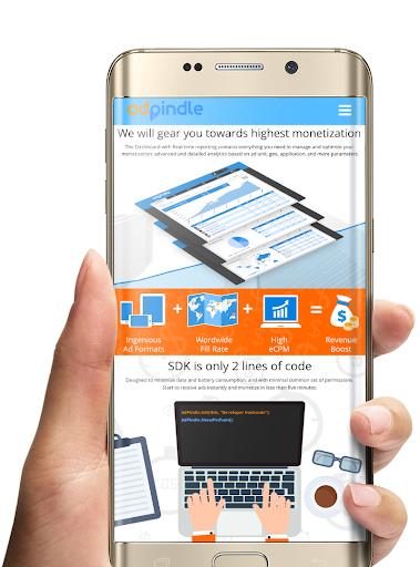 AdPindle Demo App