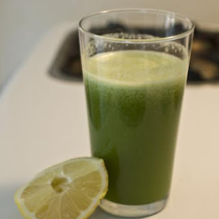 Green Juice With Apple