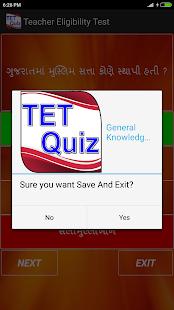 TET - Teacher Eligibility Test GK - náhled