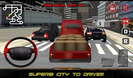 Mini Driver Truck Transport 3D 1.0.1 screenshot 62145