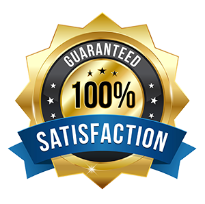 100% satisfcation