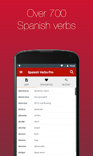 Spanish Verb Conjugator- screenshot thumbnail