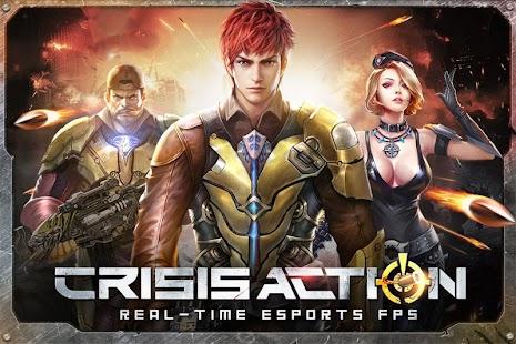 Crisis Action - eSports FPS Imagen do Jogo