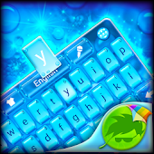 Waterdrops Keyboard
