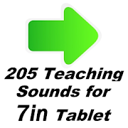 205 Sounds for 7in tablet