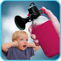 Air Horn Sound - The Loudest Air Horn icon