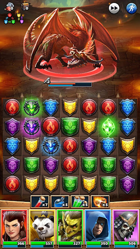 Empires & Puzzles: Epic Match 3 28.1.0 screenshots 7