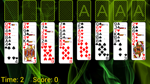 Freecell Solitaire apkpoly screenshots 2