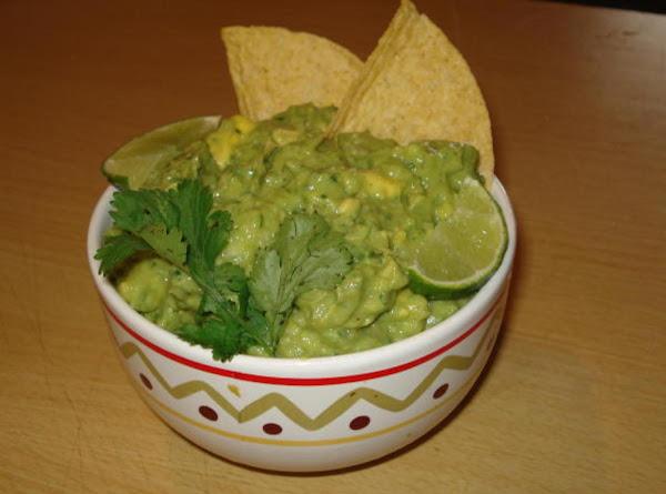 Chunky Guacamole With Cumin (guacamole Con Cumino) Recipe