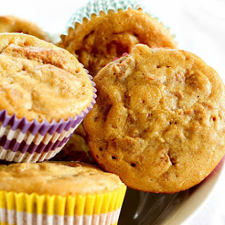 No Stir Make Ahead Bran Muffins.