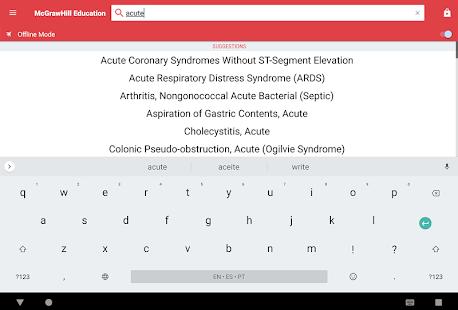 Quick Medical Diagnosis & Treatment Screenshot