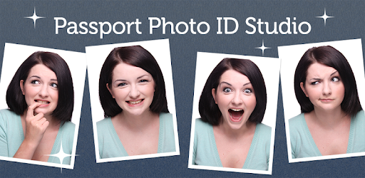 Passport size photo length in india
