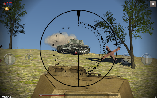 Archaic: Tank Warfare screenshots 6