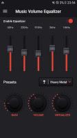 Music Volume Equalizer - Booster & Sound Equalizer