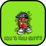 Learn To Draw Graffiti Character APK icon