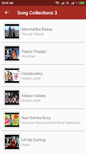 Tamil Kuthu Songs HD Apk Download 3