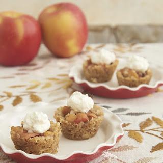 Apple Crisp Bites