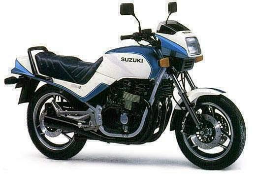 suzuki GSX 550 E-manual-taller-despiece-mecanica