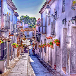 mjas spain by Betty Taylor - Buildings & Architecture Architectural Detail ( hdr, travel photography, street photography )