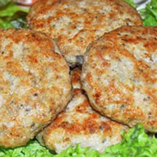 Pan Fried Pacific Salmon Patties