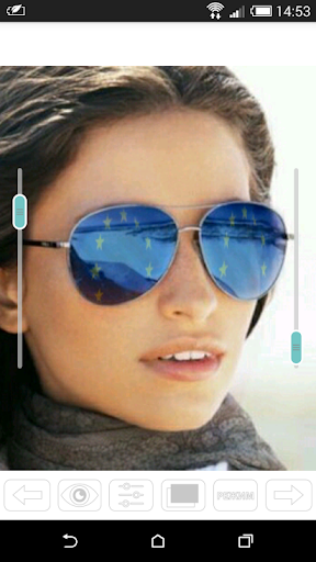無料摄影AppのNew Eyes 記事Game