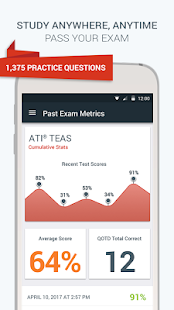 ATI TEAS Pocket Prep - náhled