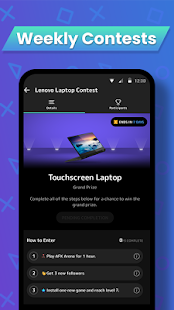 App MISTPLAY: Gift Cards, Money, Rewards Playing Games APK for Windows Phone