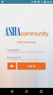 ASHA Community- screenshot thumbnail