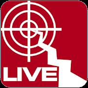 Live Earthquake Map