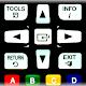TV (Samsung) Remote Control | Smart & WiFi (app)