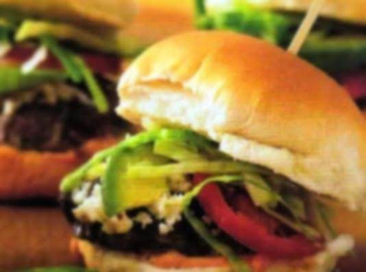 Mini Chimichurri Burgers Recipe